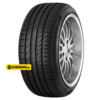 картинка CONTINENTAL Conti Sport Contact 5 245/40 R19 98Y от магазина ГРОСТА